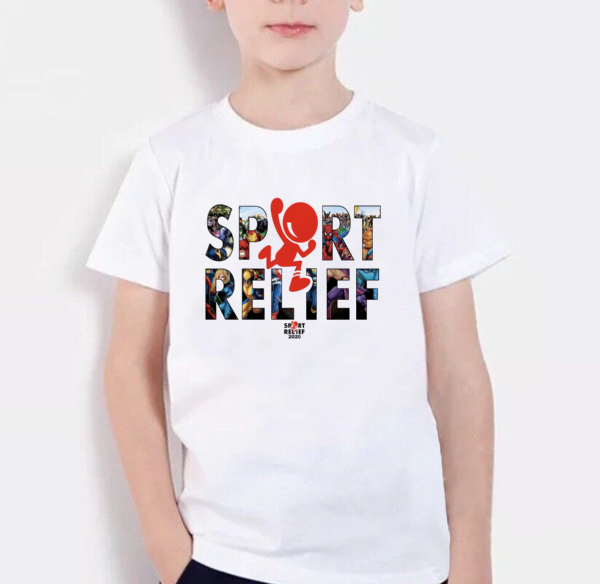 Marvel Sports Relief T-Shirt